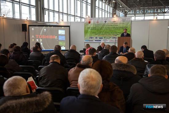 Открытое заседание правления ассоциации «Росрыбхоз»