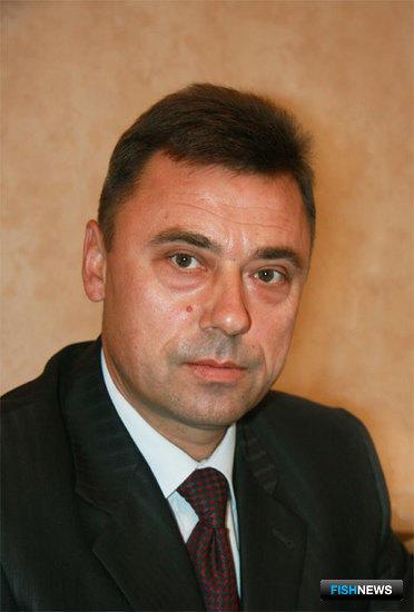 Вячеслава БЫЧКОВ, заместитель руководителя Федерального агентства по рыболовству