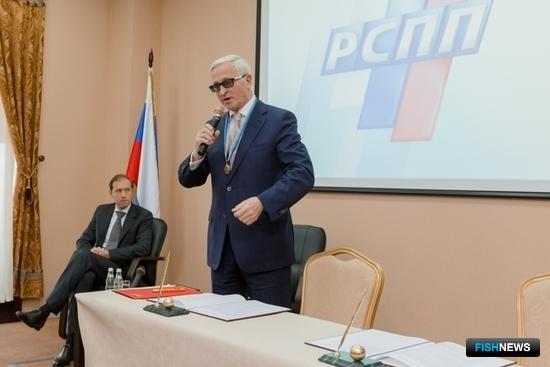 На заседании правления РСПП обсудили возможности импортозамещения в России. Фото пресс-службы союза.