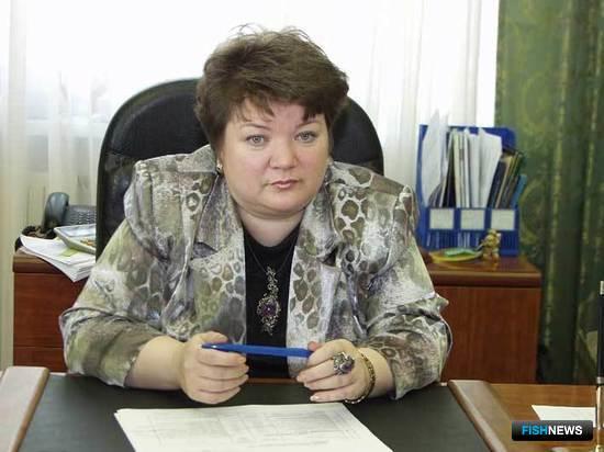 Директор завода Елена ЯНУШ