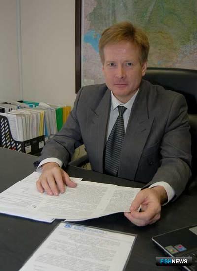 Олег КОМАРОВ, генеральный директор компании «Технологическое оборудование»