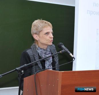 Проректор по учебной работе Дальрыбвтуза Светлана ЛИСИЕНКО