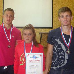Преображенские спортсмены – бронзовые призеры спартакиады в эстафетном беге