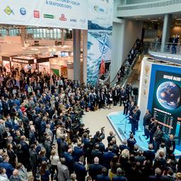 В 2017 г. Международная выставка рыбной индустрии, морепродуктов и технологий проходила впервые, на одной площадке удалось собрать участников из 25 регионов России и 11 стран мира. Фото Expo Solutions Group