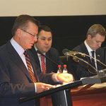 Выступление первого вице-премьера Виктора ЗУБКОВА на ежегодном расширенном заседании Коллегии Росрыболовства