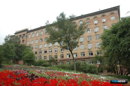 """Здание """"Дальрыба"""", г. Владивосток"""