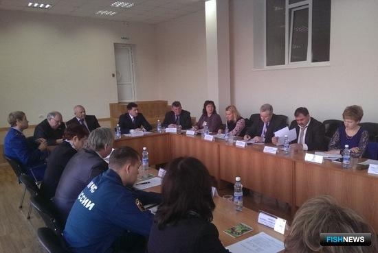 На Камчатке состоялось заседание координационного совета по охране окружающей среды