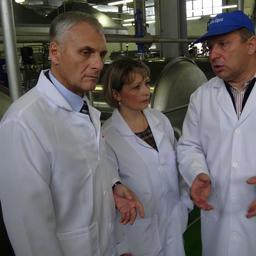 О производстве рассказывает генеральный директор ЗАО «Гидрострой» Юрий Светликов
