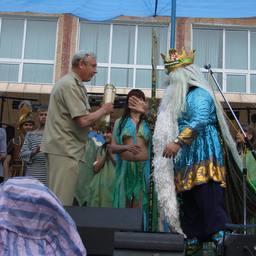 Празднование Дня рыбака в ОАО «ПБТФ»