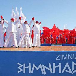 В юбилейной «Зимниаде» на Малом море приняли участие 49 команд