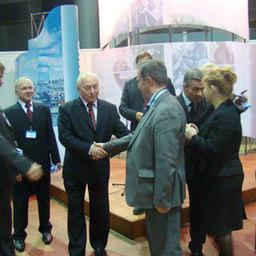 IX Международная рыбопромышленная выставка «Море. Ресурсы. Технологии 2008». Мурманск, март 2008 г.