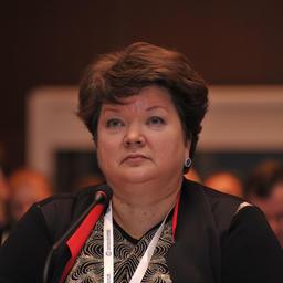 Первый вице-президент Дальневосточной ассоциации «Аквакультура» Елена ЯНУШ