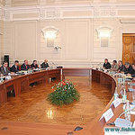 Заседание президиума Госсовета по вопросу эффективного управления рыбохозяйственным комплексом России