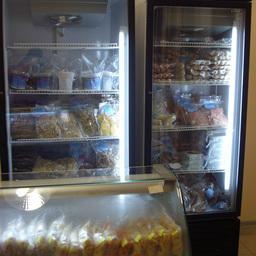 Основное направление магазинов Дальрыбвтуза - продукция из дальневосточного трепанга, кальмара и приморского гребешка