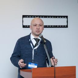 Специалист немецкой компании Evonik Алексей ЯПОНЦЕВ