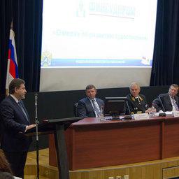 Генеральный директор ЗАО «ВП «Финсудпром» Игорь ШЕХЕЛЕВ
