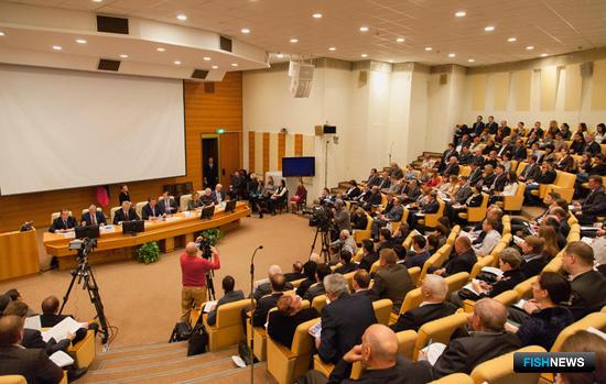 В Государственной Думе прошли парламентские слушания на тему «Совершенствование мер государственной поддержки аквакультуры в Российской Федерации»