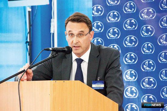 генеральный директор ОАО «Западная верфь» Сергей ЛАПТЕВ