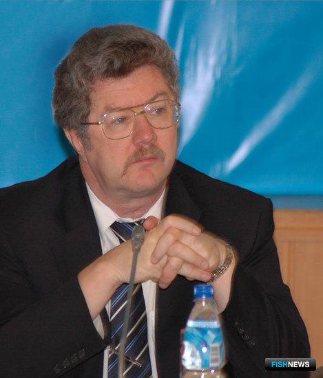 Начальник Управления науки и образования Росрыболовства Владимир Беляев