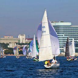 В рамках выставки яхт и катеров Vladivostok Boat Show пройдут сразу три парусные регаты
