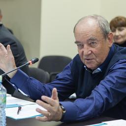 Руководитель группы представительства Сахалинской области Владимир ИЗМАЙЛОВ