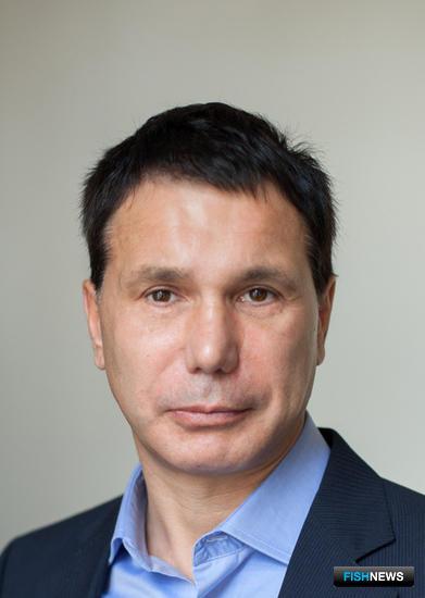 Председатель Союза рыбопромышленников Карелии, депутат Законодательного собрания РК Игорь ЗУБАРЕВ