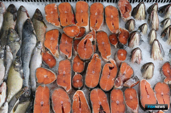 Рыба в специализированных торговых точках доступна для населения с невысокими доходами. Фото пресс-службы правительства Камчатского края