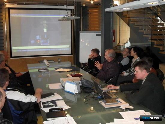 Компания «Альфа Лаваль» проводит семинар для технических специалистов рыбодобывающих компаний Сахалина