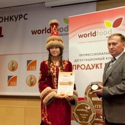 На World Food Moscow 2012 определят продукт года