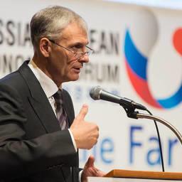 Губернатор Сахалинской области Александр ХОРОШАВИН. Фото пресс-службы правительства региона.