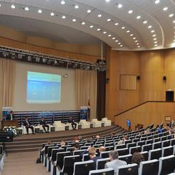 Круглый стол «Информационные технологии и инновации в рыболовстве для государства и бизнеса», XII Международный конгресс рыбаков