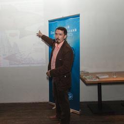 Координатор проектов WWF России Александр Моисеев