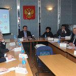 Пресс-конференция в Ассоциации рыбохозяйственных предприятий Приморья