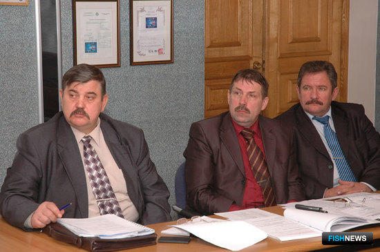 Александр ВАСЬКОВ, Алексей ЦИМБАЛ и Георгий МАРТЫНОВ