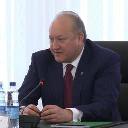 Врио губернатора Камчатского края Владимир Илюхин. Фото пресс-службы правительства региона