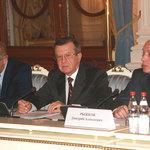 Виктор ЗУБКОВ на встрече в представителями рыбохозяйственного комплекса России