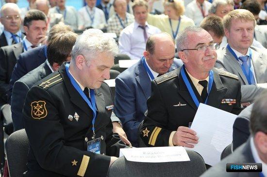 Международный форум «Морская индустрия России»