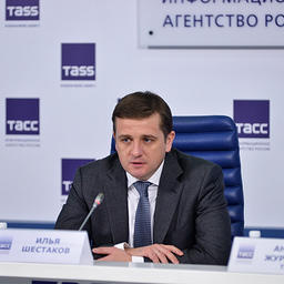 Глава Росрыболовства Илья ШЕСТАКОВ. Фото пресс-службы ведомства
