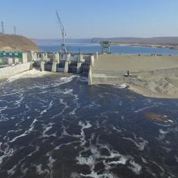 Новому водохранилищу в Приамурье прочат рыболовное будущее. Фото пресс-центра ОАО «Нижне-Бурейская ГЭС»