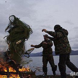 Дать отпор камчатским браконьерам!
