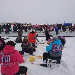 Соревнование «Сахалинский лед» в 2016 г.