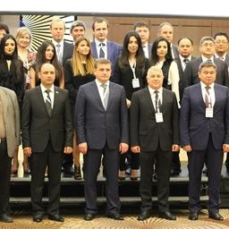 В Баку начала работу Комиссия по рациональному использованию водных биоресурсов Каспийского моря. Фото пресс-службы Росрыболовства