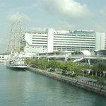 «Паллада» в «сердце» Сингапура