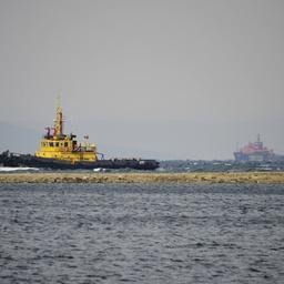 Международное комплексное учение «НОУПАП Дельта - 2014» прошло на акватории Амурского залива в Приморском крае. Фото Юрия Смитюка