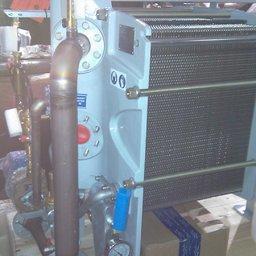 Опреснитель Aqua для БАТМ компании «Океанрыбфлот»