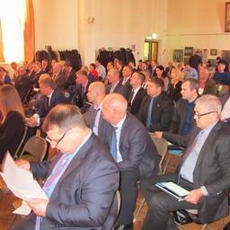 Заседание Дальневосточного научно-промыслового совета. Фото пресс-службы ТИНРО-Центра