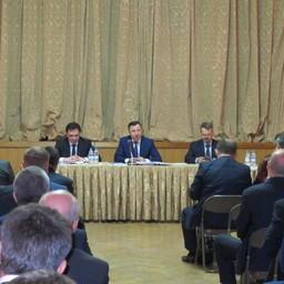 Заседание Дальневосточного научно-промыслового совета во Владивостоке. Фото пресс-службы ТИНРО-Центра