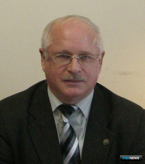 Заместитель директора АтлантНИРО Михаил Андреев