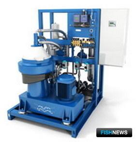 Сепарационная система для очистки льяльных вод