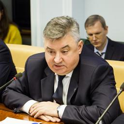 Председатель правления НО «Союз рыбопромышленников Севера» Владимир ГРИГОРЬЕВ